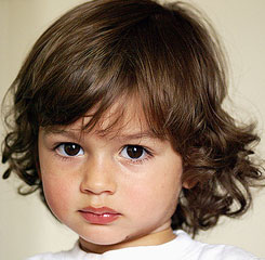 Baby Boy Hairstyles - Baby boy hairstyle images