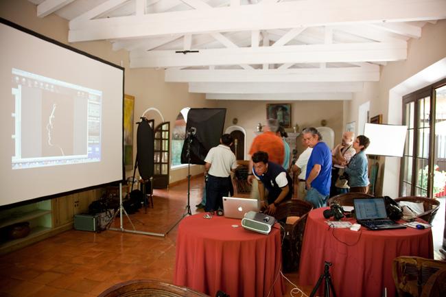 Curso de fotografía,Exploring the light,Rick Sammon,Cursos de fotografía México D.F.,studio lighting, San Miguel de Allende