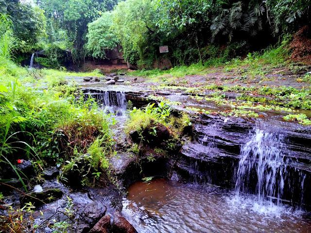 Upper Cascades of Dumayaka Falls