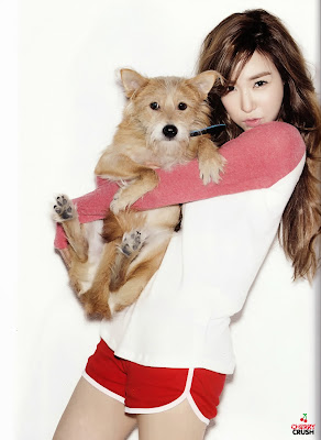 Tiffany Girls' Generation Oh Boy February 2015