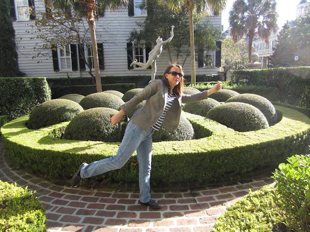 Sightseeing in Charleston