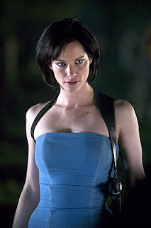 Sienna Guillory no estará en 'Resident Evil: Retribution'
