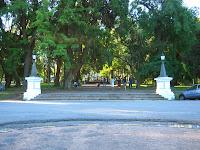 Entrada al Hotel del Prado