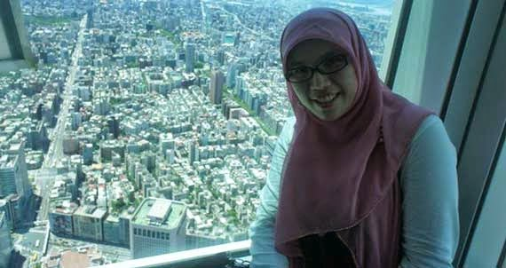 Indahnya Menara 101