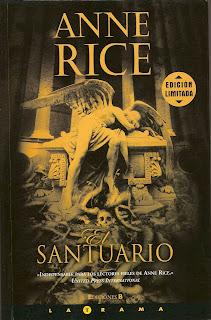 el santuario anne rice