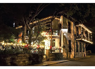 "Announcing Our ""Light Up Your Life"" Holiday Gift! 1 St. Francis Inn St. Augustine Bed and Breakfast"