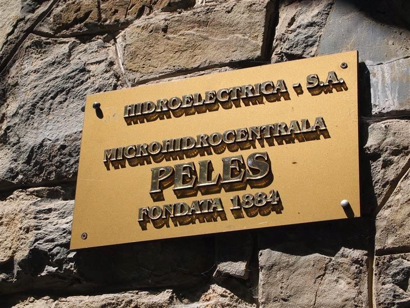 Central hidroeléctrica Peleş