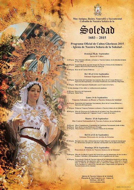 La Soledad de Lima