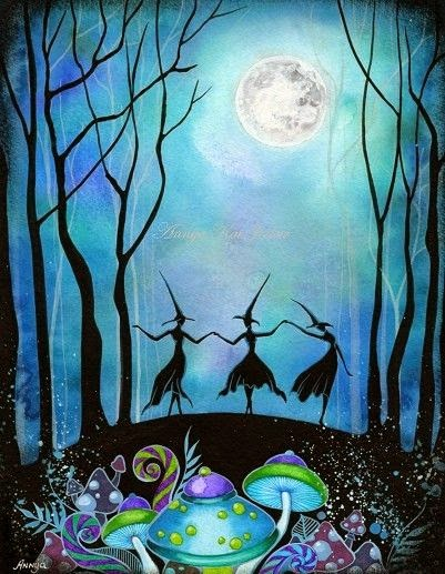 Image result for It's Friday witches
