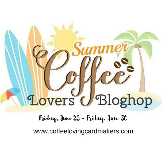 The Summer Coffee Lovers Blog Hop!