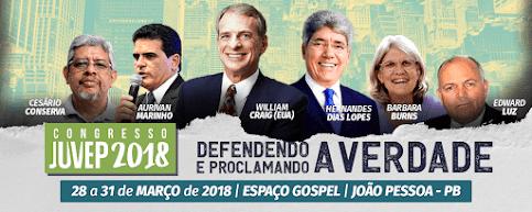 28 a 31 de março de 2018