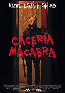 Cacería Macabra (Tú eres el siguiente) (2013)