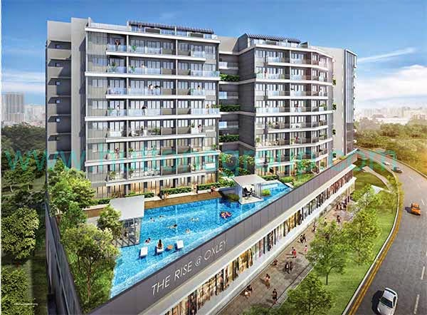 The Rise @ Oxley Residences by Oxley Holdings