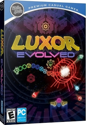Free Download Luxor Evolved PC Game Cover Photo