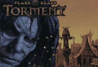 Planescape Torment PC Games Logo