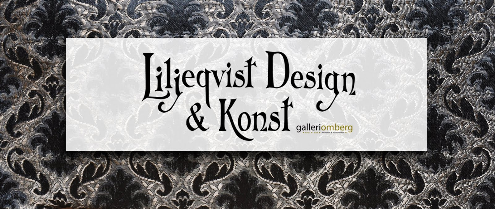 - Liljeqvist Design & Konst -