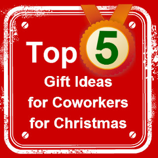 gift ideas for coworkers for christmas august 2013