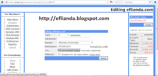 setting IP blogger 1
