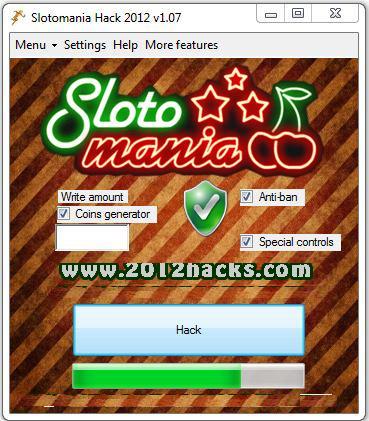 Slotomania Cheats Facebook