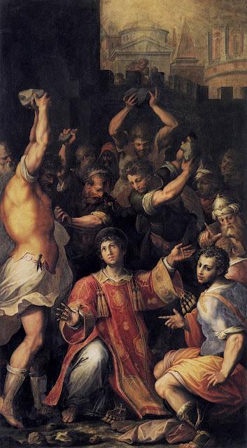 Stefanus sang Protomartyr (\(*o*)/)