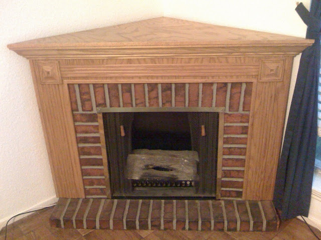 Brick Electric Fireplace5