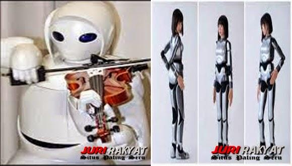 Robot Jepang Paling Canggih - http://www.jurirakyat.com/