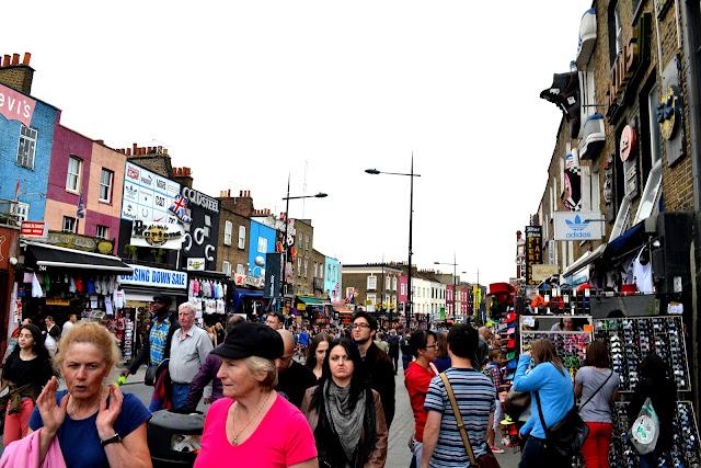 Camdenin markkinat