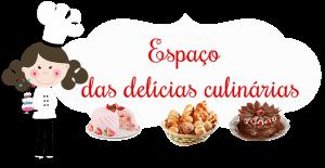 Meu blog de receitas/culinária