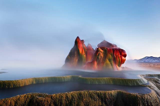 Foto Tempat- Tempat menakjubkan Yang ada di dunia