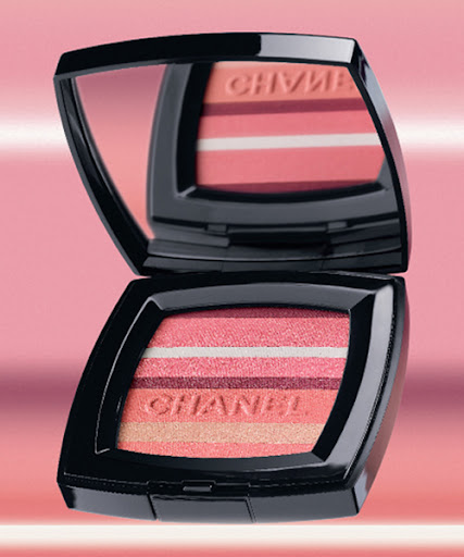 Chanel Blush Horizon de Chanel руж палитра