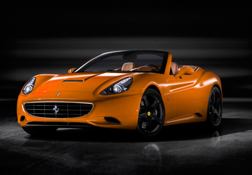 Ferrari California Automotive Cars (8)