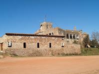 Façana de llevant de Can Vila