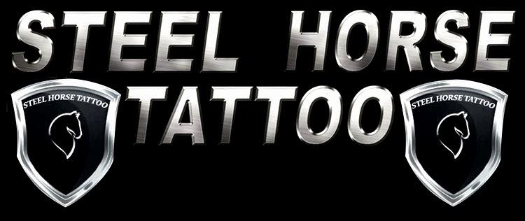 Steel Horse Tattoo