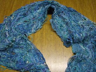 Workshop sjaal met soluvlies