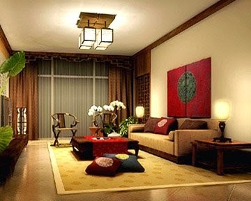 Decora o energia do lar feng shui sala de estar e for Sala de estar feng shui