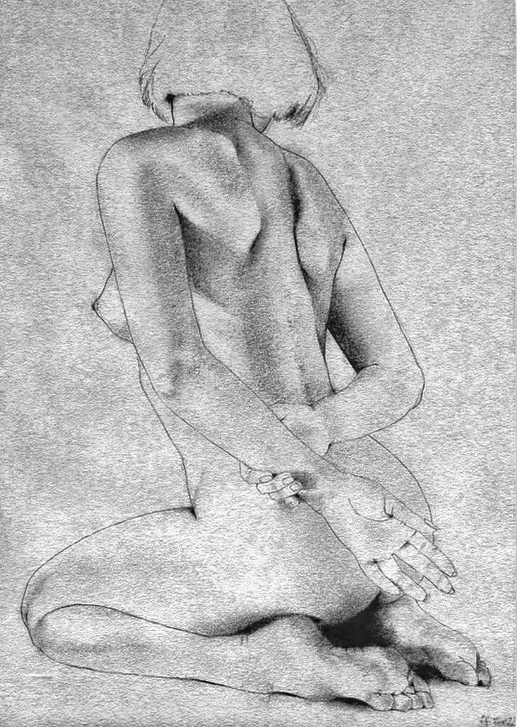 dibujos-hiperrealistas-de-mujeres-a-lapiz