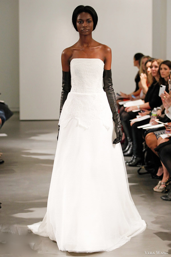 Vera Wang 2014 Wedding Dresses