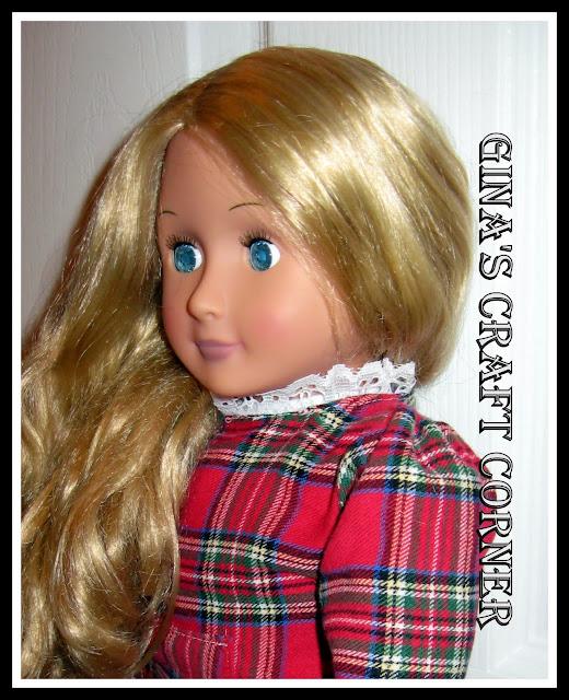 """18"""" Doll PJ's"""