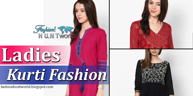 Ladies Kurtis Fashion