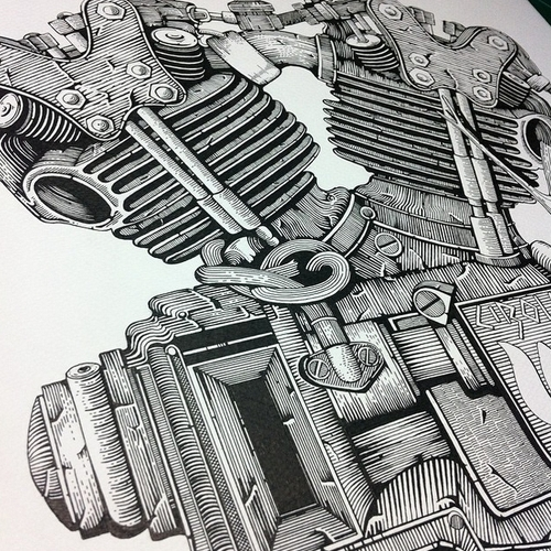 18-Engine-Muthahari-Insani-Beautifully-Detailed-Ink-Drawings-and-Doodles-www-designstack-co