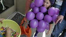 Dentists and dieticians say one can still make Halloween reasonably healthy for kids without resorting to tactics like no candy. Charlie Litchfield/Idaho Press-Tribune/Associated Press