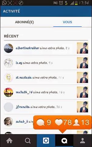 احصل على المئات من الاعجابات و المتابعين في انستقرام - instagram بشكل جنوني -مجانا-