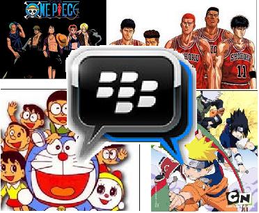 BBM MOD Themes Kartun Terbaik Di Android
