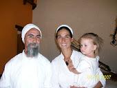 ANGELICA Y GURU SADHANA
