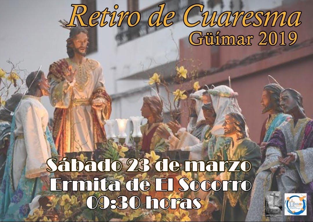 Retiro de Cuaresma 2019