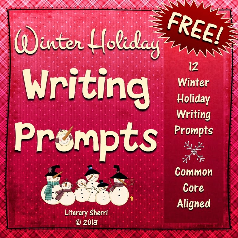 http://www.teacherspayteachers.com/Product/Writing-Task-Cards-Winter-Holiday-Writing-Prompts-1559335