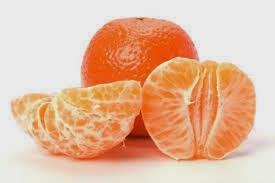 Chiffon de Naranja y Mandarinas