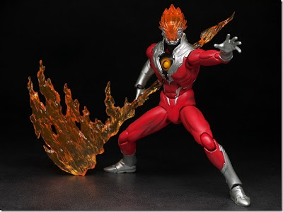 Ultra-Act Guren Fire