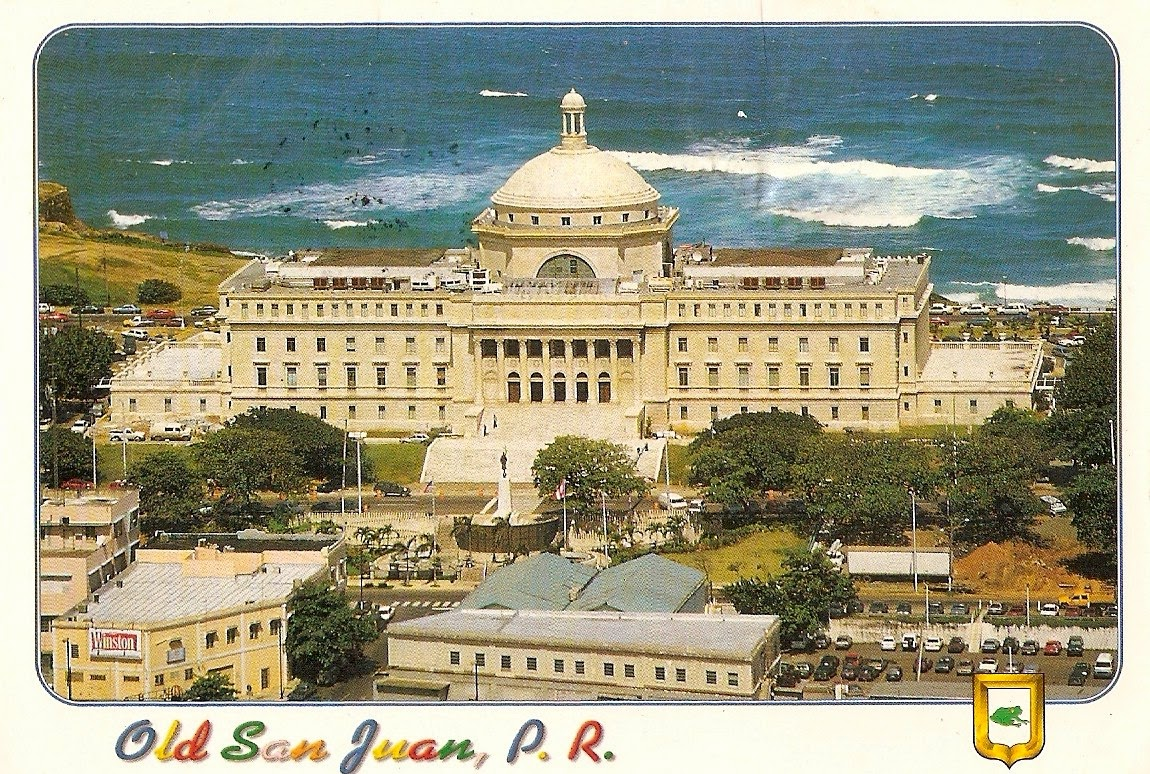 The Entire Historic Site Of San Juan With Its Different Monumental Components Maintains At Present A Balance Between Constructed And Non