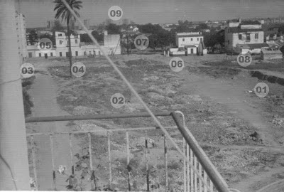 La Sevilla de los años 60